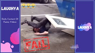 Funny Epic Videos of People Falling.  I  Hilarious Vines Compilation Clip  😆 Try Not To Laugh 2020