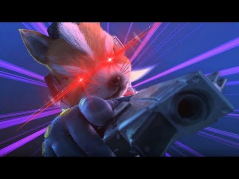 STARFOX IS IN THIS GAME? - Starlink: Battle for Atlas