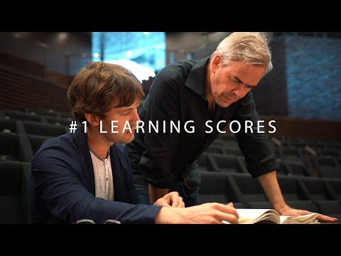 Concert -  Part 1: Learning Scores - Conductor's Life