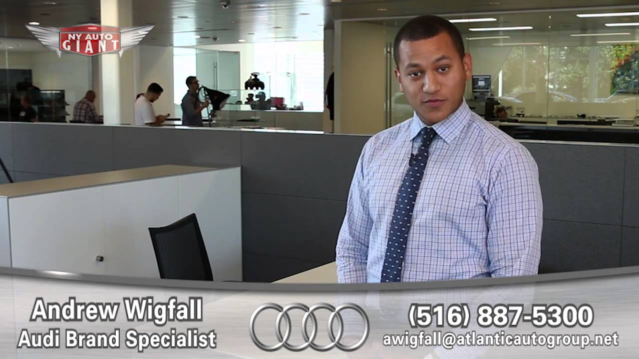 Introducing Audi Brand Specialist Andrew Wigfall Audi Lynbrook - Audi lynbrook