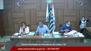 Câmara Municipal de Colina - 4ª Sessão Extraordinária 11/05/2020