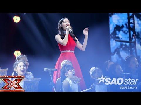 O HOLY NIGHT – HOÀNG THỊ THANH THẢO  | LIVESHOW 4 THE X FACTOR - NHÂN TỐ BÍ ẨN 2016 (SS2)