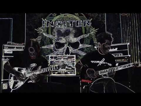 Inciter - The Waste Land [Guitar Video] HD