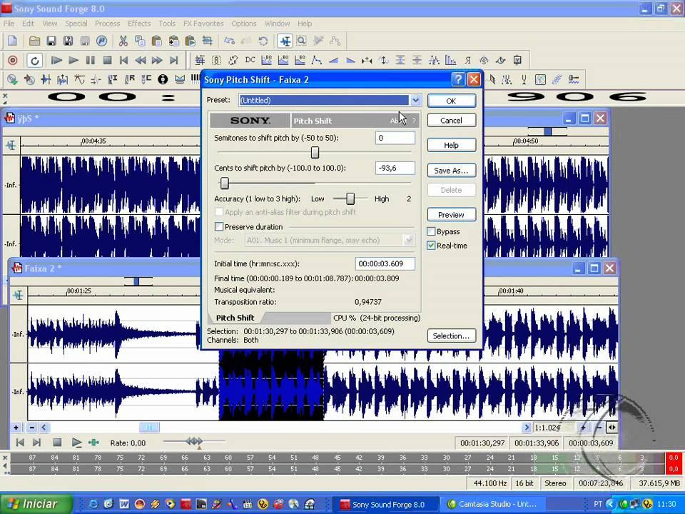 Sound Forge 8 скачать торрент - фото 11