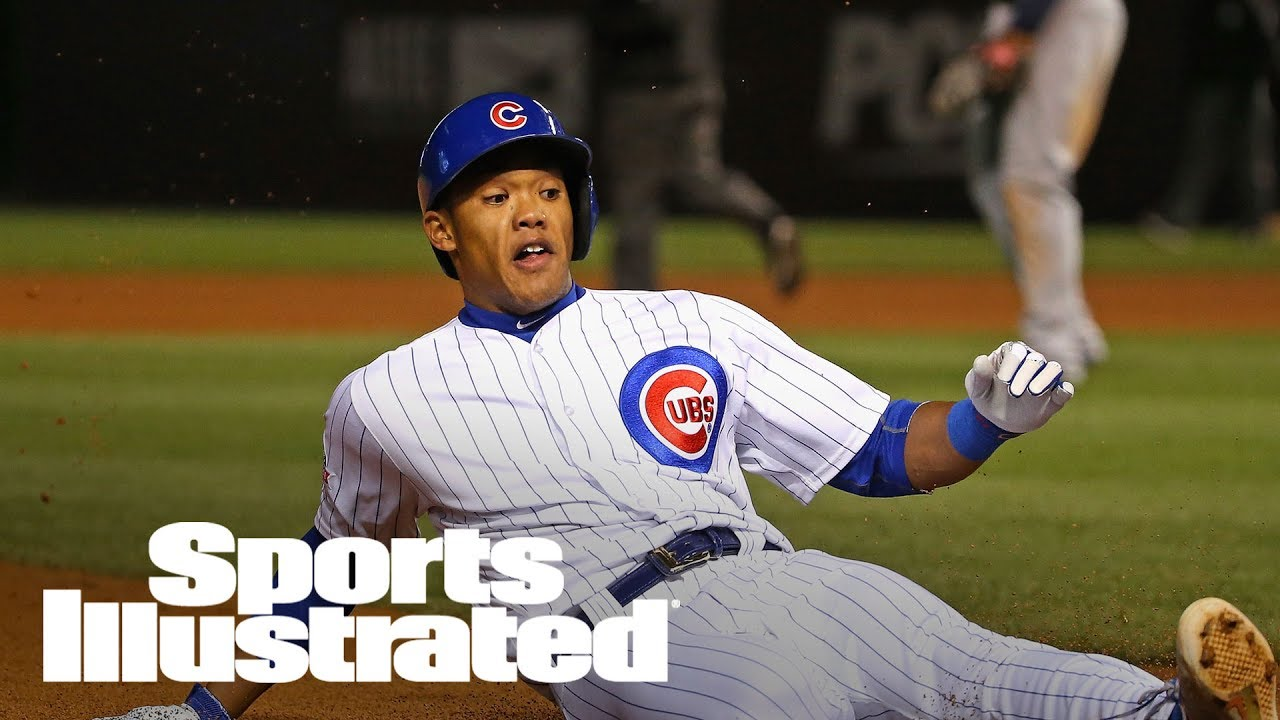 Addison Russell's wife files for divorce, won't talk to MLB about investigation
