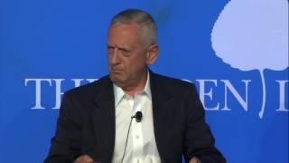 Gen. James Mattis: Assad Would Have Fallen Without Massive Iranian Intervention (2013)