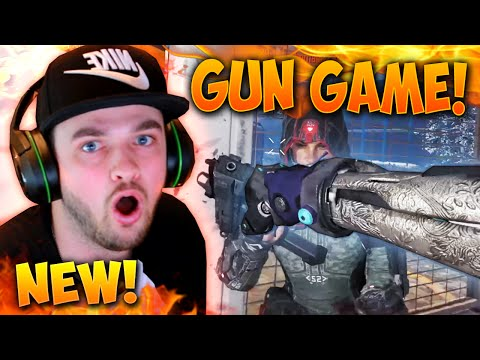 """""""PUNCHED A GIRL...!"""" - Black Ops 3 GUN GAME! #6 - LIVE w/ Ali-A"""