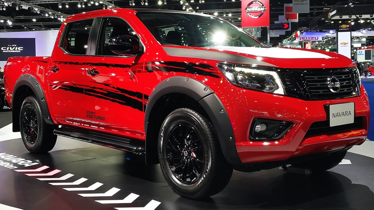 NISSAN NAVARA Double Cab Calibre EL 7AT Black Edition ...