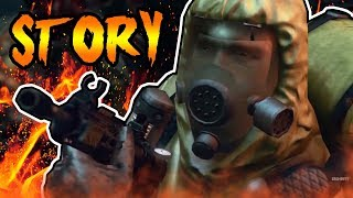 The Story of the CDC & CIA Agents! ROCKETS HIT NUKETOWN! Call of Duty Black Ops 2 Zombies Storyline