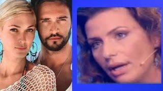 ISOLA ALEX BELLI PARLA LA PRESUNTA AMANTE A DOMENICA LIVE