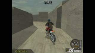MTX: Mototrax PlayStation 2 Gameplay