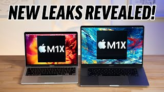 "NEW 14/16"" M1X MacBook Pros CONFIRMED for WWDC Event!"