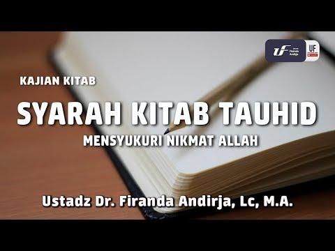 kitab-tauhid:-syarah-kitab-tauhid-(bab-48)---ustadz-dr.-firanda-andirja,-m.a.