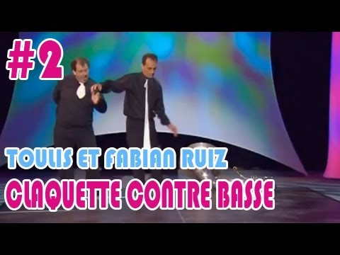Fabien RUIZ et Eric TOULIS, Claquettes contre basse 2/2