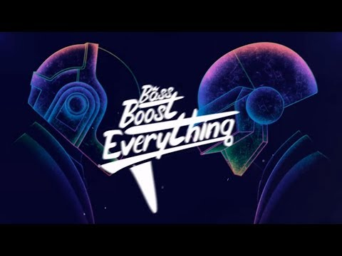 Daft Punk - Harder, Better, Faster, Stronger (Far Out Remix) [Bass Boosted]