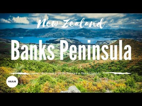 Banks Peninsula, Akaroa   New Zealand