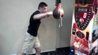 punching machine highscore