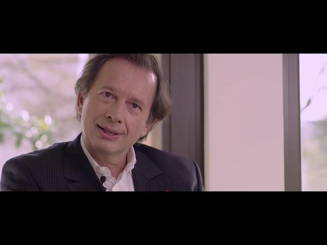 Jean-Bernard Lafonta, associé et co-fondateur, présente les perspectives de HLD