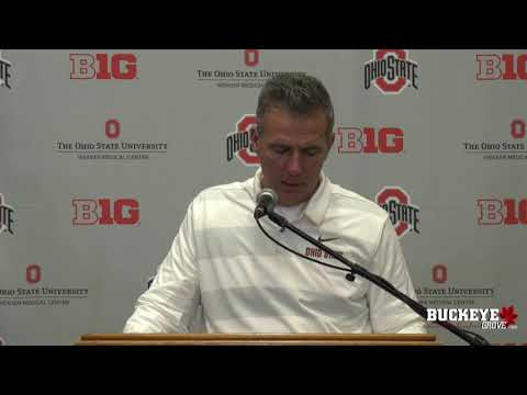 Ohio State Buckeyes Football: Urban Meyer now 7-0 against Michigan