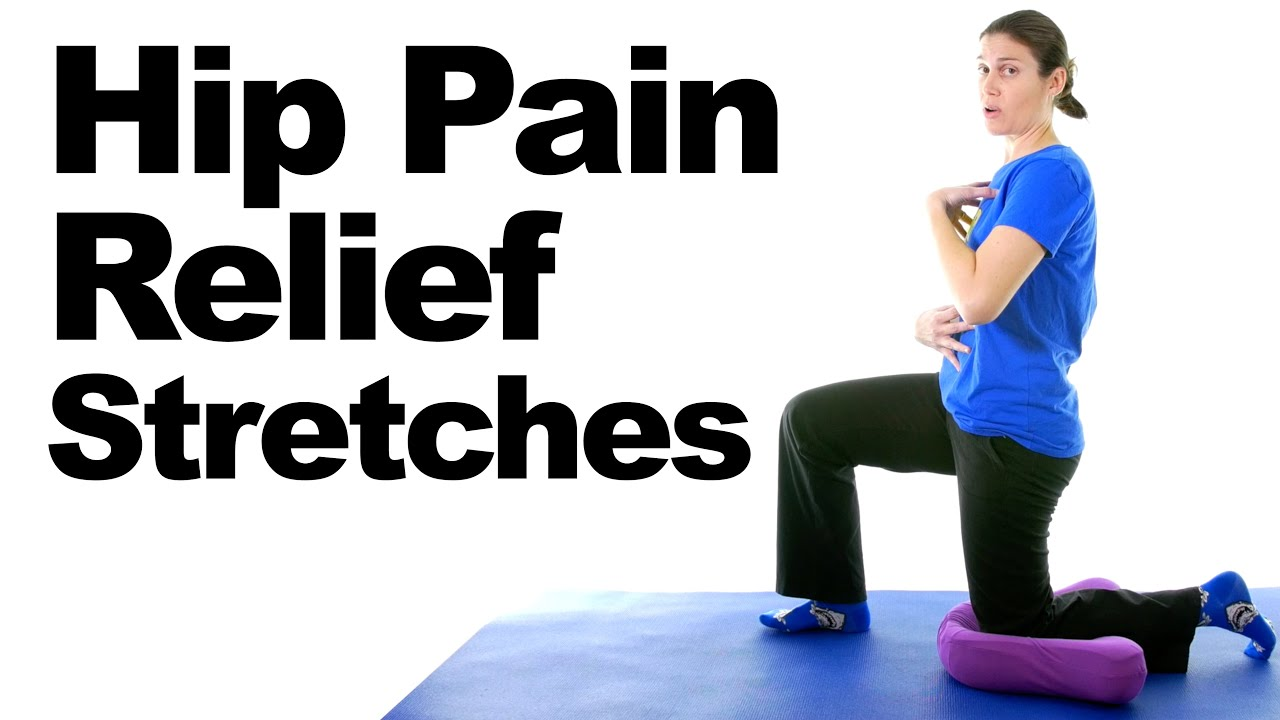 Download Hip Pain Relief Stretches – 5 Minute Real Time Routine