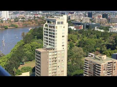 Brisbane Australia Skyline