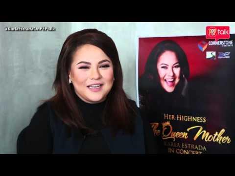 Karla Estrada on PEP TALK Full Interview