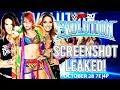 WWE 2K20: SCREENSHOT LEAKED! WWE EVOLUTION INCLUDED, ASUKA UPDATED