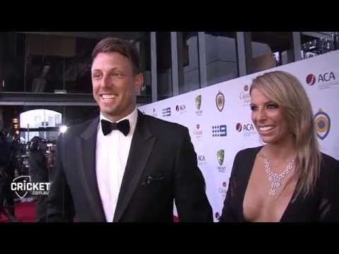 Red carpet glitz and glamour from Allan Border Medal