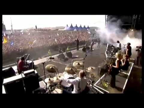 Elbow - One Day Like This (Live at T in the Park 2009) (High Quality video) (HD)