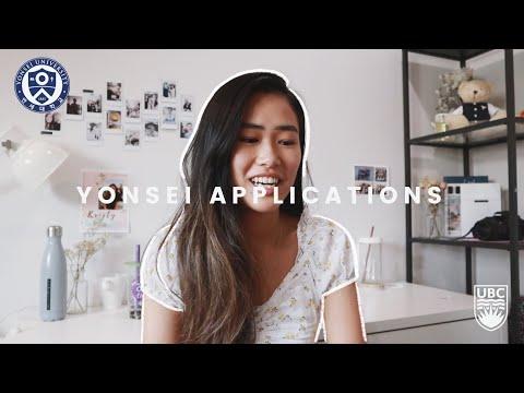 Yonsei University   Summer Exchange Applications, Tips + Advice
