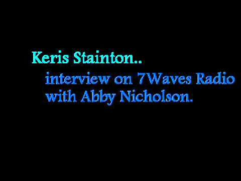 Keris Stainton Interview With Abby Nicholson