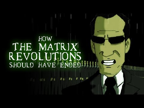 How The Matrix Revolutions Should Have Ended