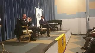 Colloqui sulla democrazia: Antonio Polito a Termoli