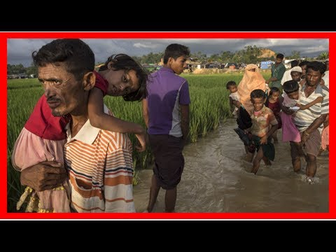 News today-Minister of Foreign Affairs: military history of Burma is to blame for the humanitarian