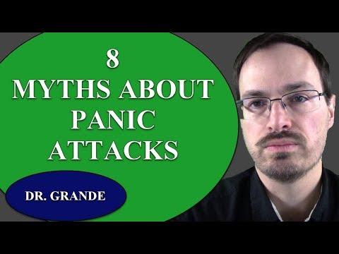 Eight Myths about Panic Attacks