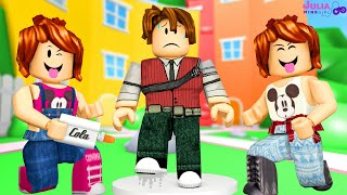 Roblox - COLAMOS O PAPIS NO ESCONDE-ESCONDE (Hide and Seek)