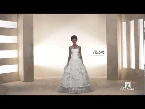 Участницы конкурса красоты Miss Top Fire примеряют свадебные платья в Romani г.Ярославль