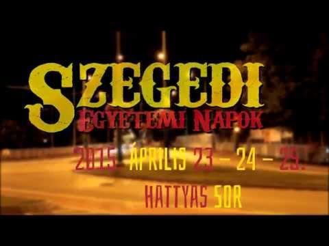2015  Szegedi Egyetemi Napok - YouTube