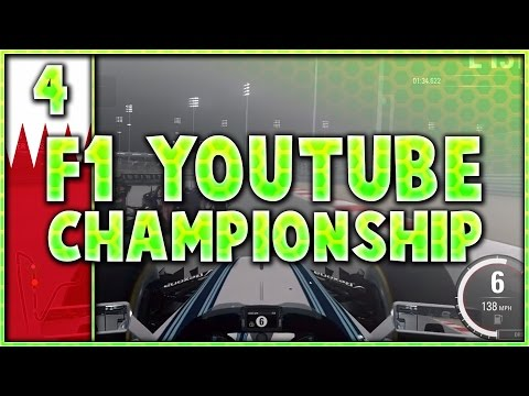 F1 Youtuber Championship Part 4: DEFYING PHYSICS