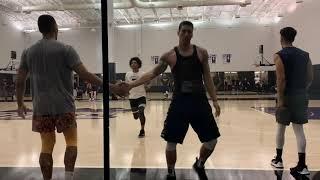 NBA G League 2019 Tryout Stockton Kings