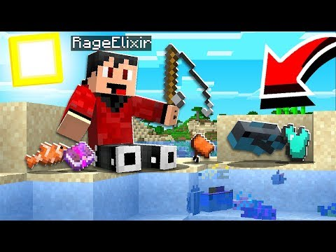 How To CHEAT In Minecraft 1.14! (OP FISH FARM) - Episode 17