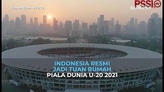 Indonesia Resmi Jadi Tuan Rumah Piala Dunia U-20 di 2021