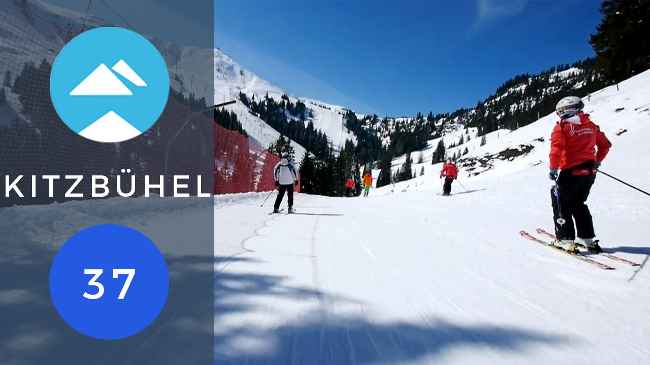 Blue 37 kitzb�hel | piste view
