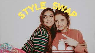 One of Sofia Conte's most viewed videos: turning my big sister into me... | STYLE SWAP