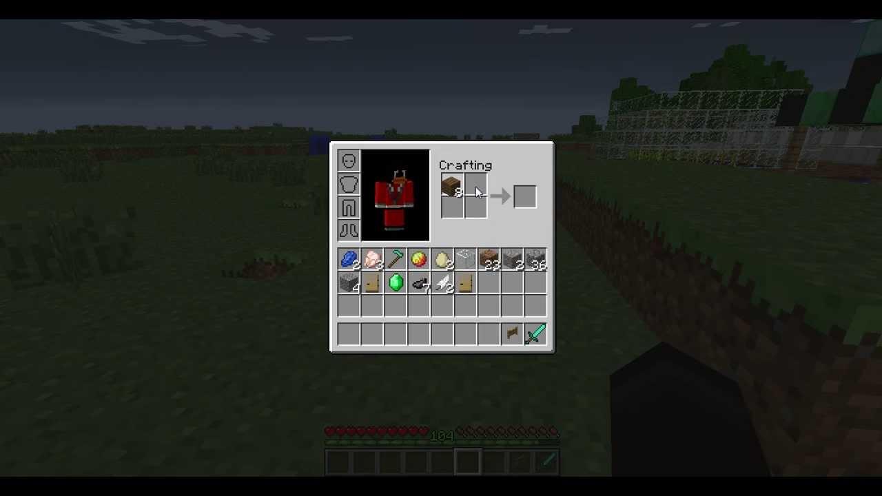 Tuto comment faire une table de craft dans minecraft - Comment faire une table dans minecraft ...