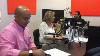 Entrevista Rosmy Camargo mi gente 305 Currambaestereo.com