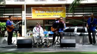 Waikiki Steel Guitar Festival - Mark Prucha - Ho'omalimali & Pau'au'au Waltz