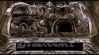 Darkseed walkthrough Orginal PC Version