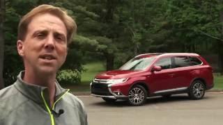 Mitsubishi Outlander 2016 Review   TestDriveNow