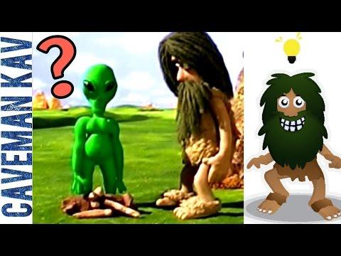 Alien - A Discovery Comedy #24 : CAVEMAN KAV